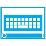 Free Virtual Keyboard برنامج لوحة مفاتيح افتراضية