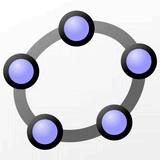 GeoGebra برنامج رسم المعادلات الرياضية بيانيا