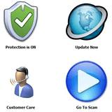 برنامج مكافحة الفيروسات و البرامج الضارة Kompas Antivirus 3.3.0 Kompas-Antivirus-logo