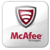 McAfee Stinger 12.1.0.1279