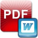 PDF2Word Converter برنامج تحويل ملفات البي دي اف الى الوورد