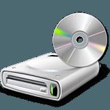 gBurner Virtual Drive برنامج السواقة الوهمية