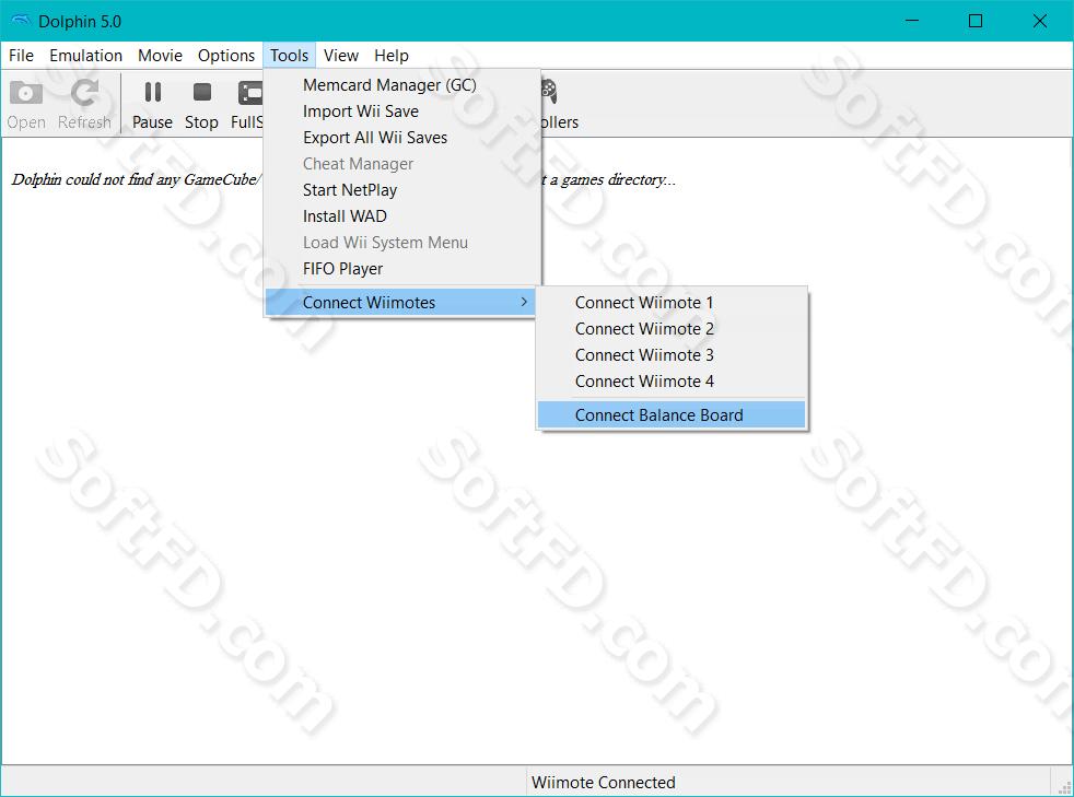 Dolphin تحميل برنامج تشغيل العاب الفيديو Wii على الكمبيوتر