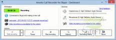 Amolto Call Recorder - Screenshot 01